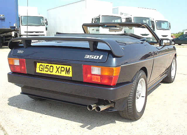 TVR 350i