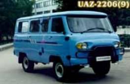 UAZ 3162 2.89