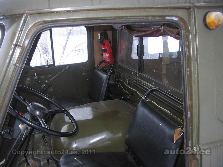 UAZ 3962 2.5