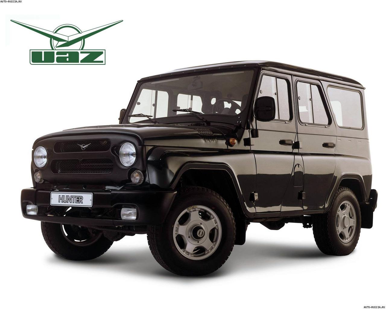 UAZ Hunter 2.7 MT Comfort (Tent)