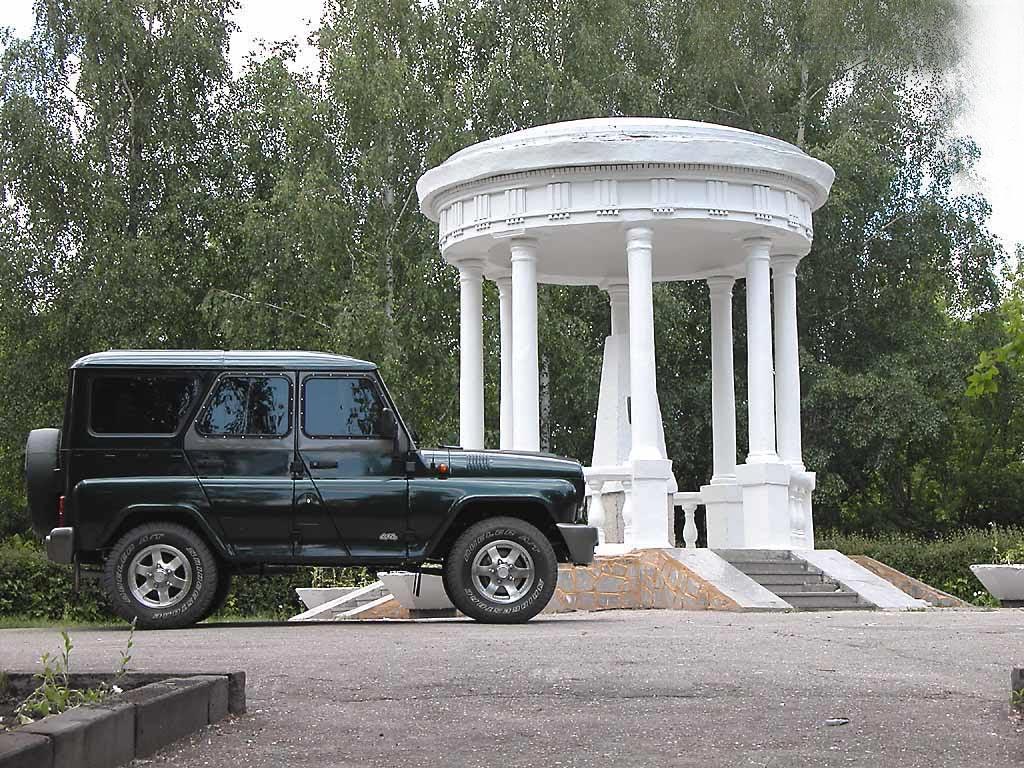 UAZ Patriot 2.3 Diesel MT Comfort