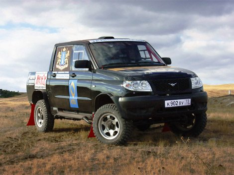 UAZ Pickup 2.7 MT Limited