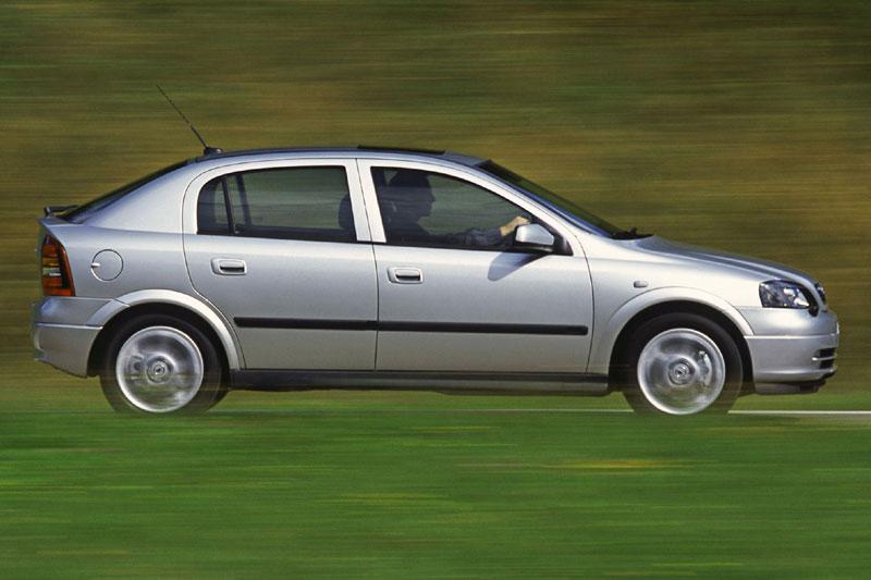 Vauxhall Astra 1.2 S