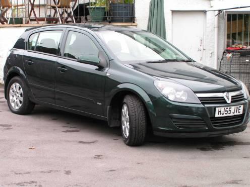 Vauxhall Astra 1.4 16V