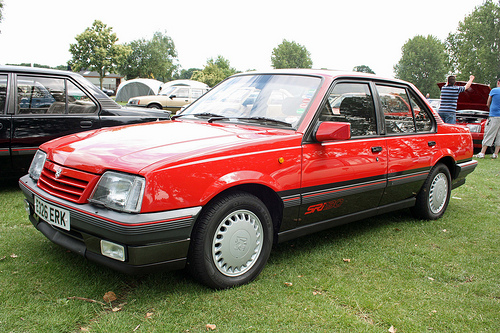 Vauxhall Cavalier 2.0 SRi 130