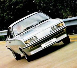 Vauxhall Firenza 2300
