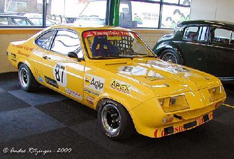 Vauxhall Firenza Coupe 1300