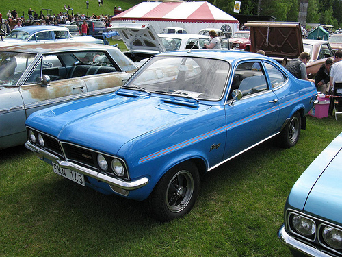 Vauxhall Firenza Coupe 2300