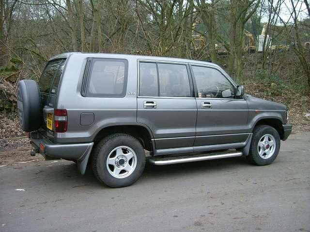 Vauxhall Monterey 3.1 TD