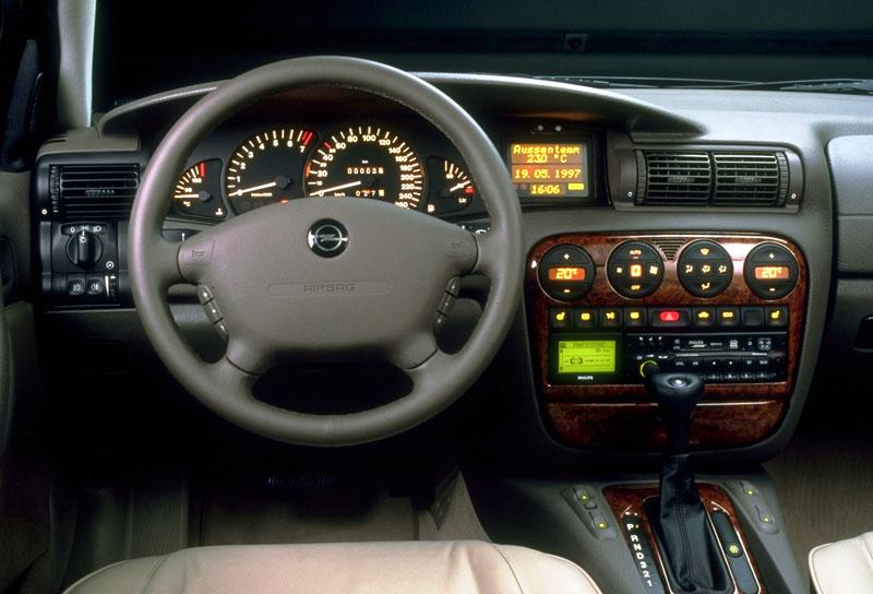 Vauxhall Omega 2.5 TD
