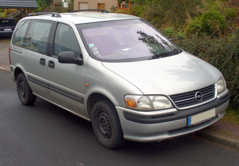 Vauxhall Sintra 2.2 i 16 V
