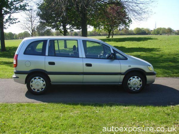 Vauxhall Zafira 2.0