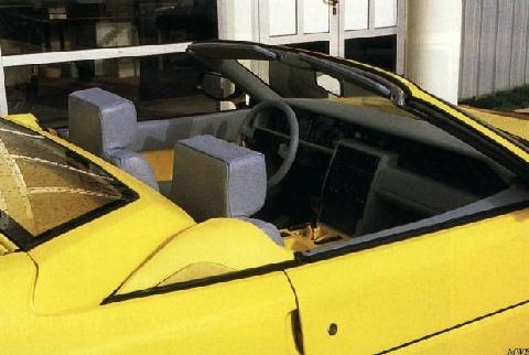 Venturi Cabriolet