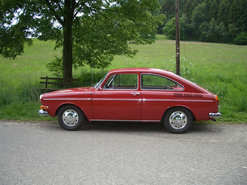 Volkswagen 1600 TL