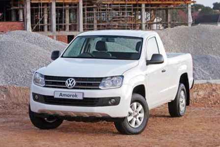 Volkswagen Amarok 2.0 TDI 4motion Comfort MT Highline