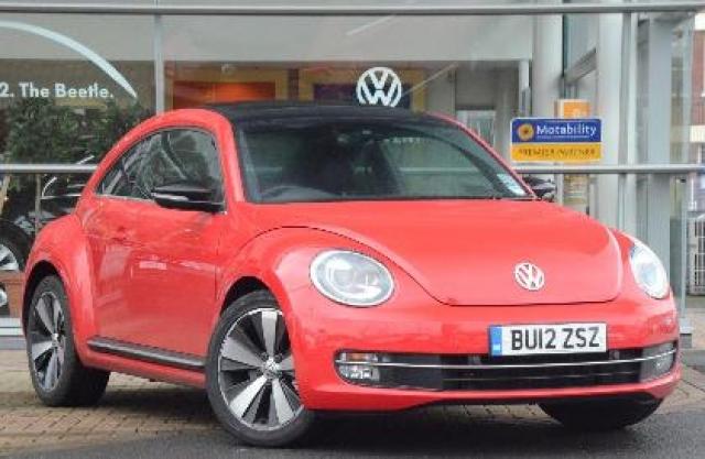Volkswagen Beetle 1.4