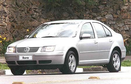 Volkswagen Bora 1.6 AT