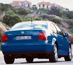 Volkswagen Bora 1.9 TDI 4motion