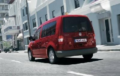 Volkswagen Caddy 1.6i Life