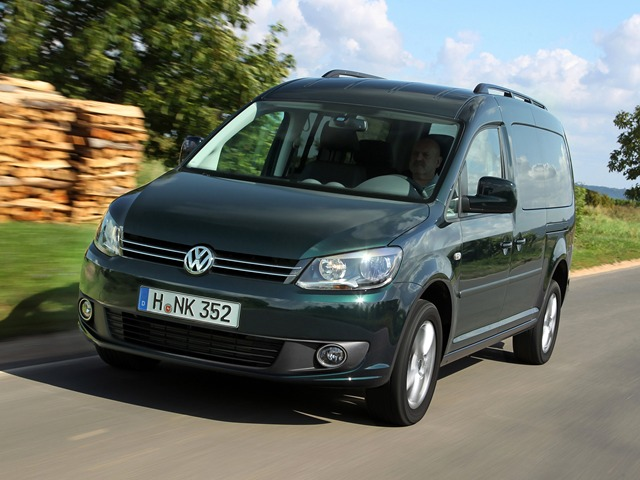 Volkswagen Caddy 1.2 TSI 105 hp MT Startline