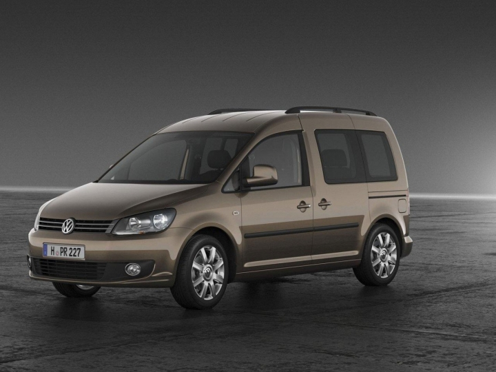 Volkswagen Caddy 1.2 TSI 105hp MT Startline