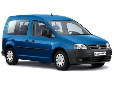 Volkswagen Caddy 1.6 D MT