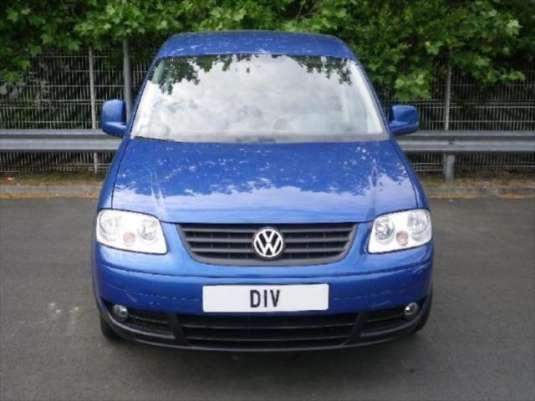 Volkswagen Caddy 2.0 EcoFuel MT