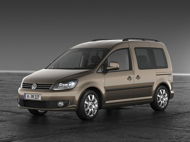Volkswagen Caddy 2.0 TDI 110hp MT Trendline