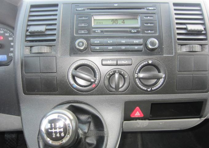Volkswagen Caravelle 1.9 TDI 86hp MT