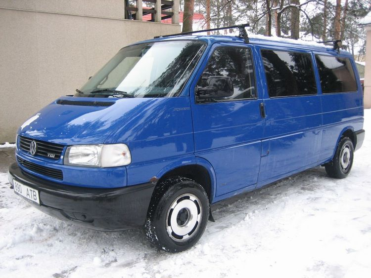 Volkswagen Caravelle 2.5 Syncro