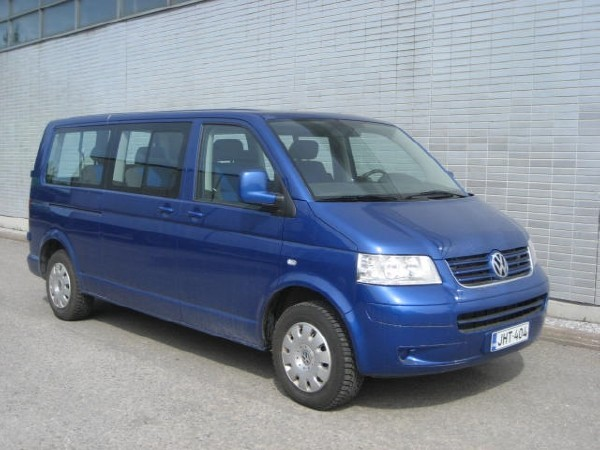 Volkswagen Caravelle 2.5 TDI