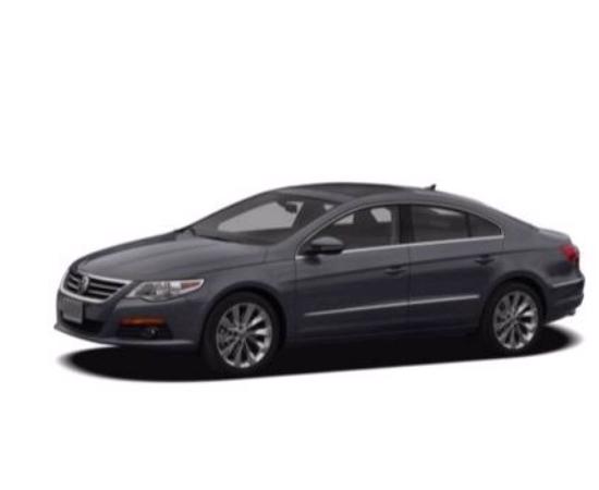 Volkswagen CC Lux Plus