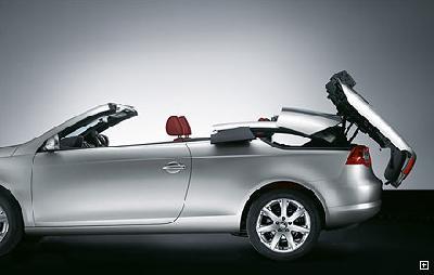 Volkswagen EOS 2.0 T FSi