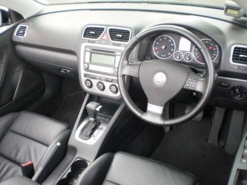 Volkswagen Eos 2.0 TFSI MT