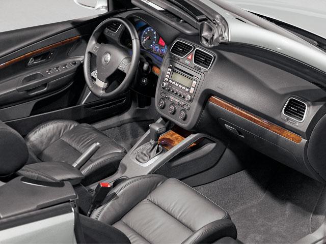 Volkswagen Eos 3.2