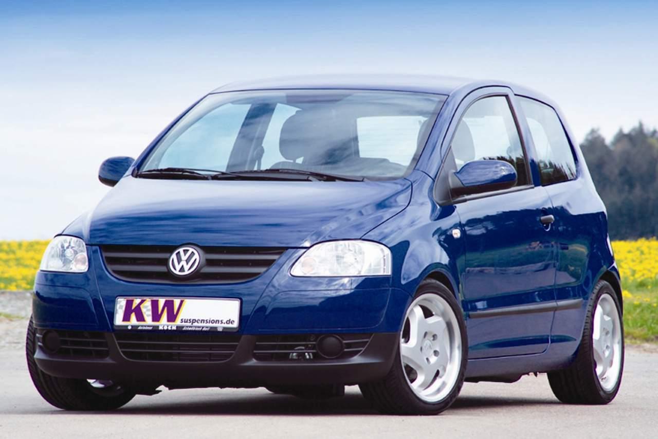 Volkswagen Fox 1.4 TDI