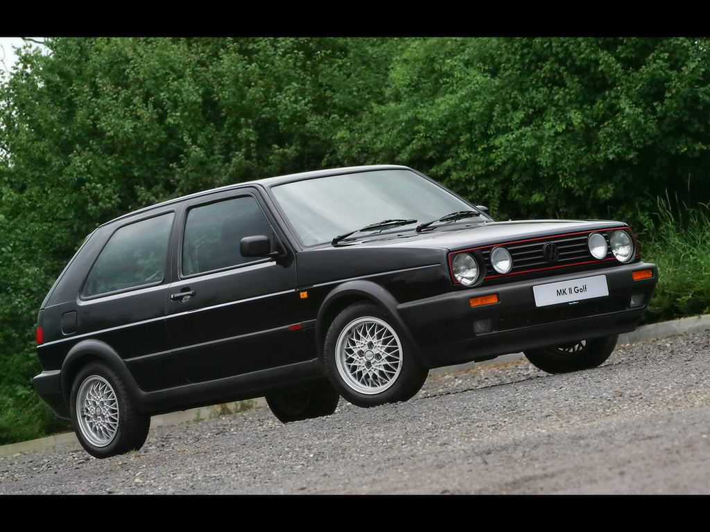 Volkswagen Gol II