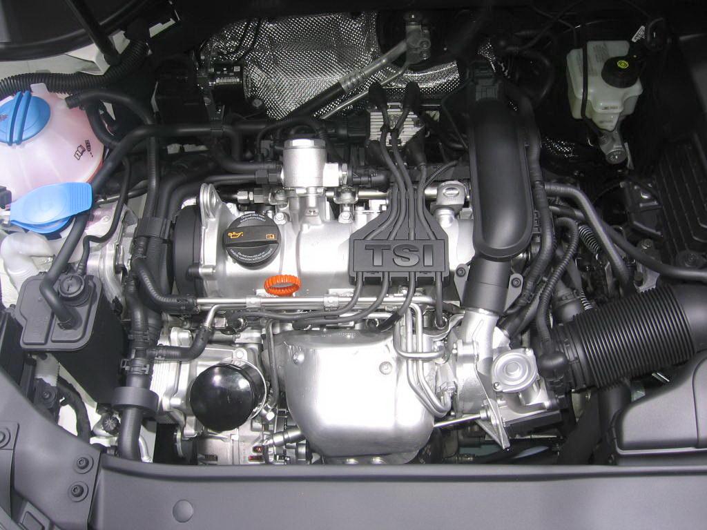 Шкода октавия мотор 1.2 tsi