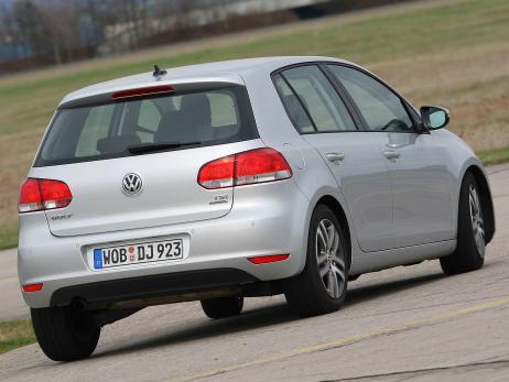 Volkswagen Golf 1.2 TSi BlueMotion