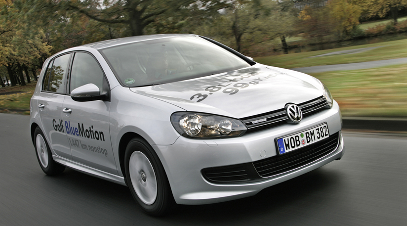 Volkswagen Golf 1.6 TDi BlueMotion
