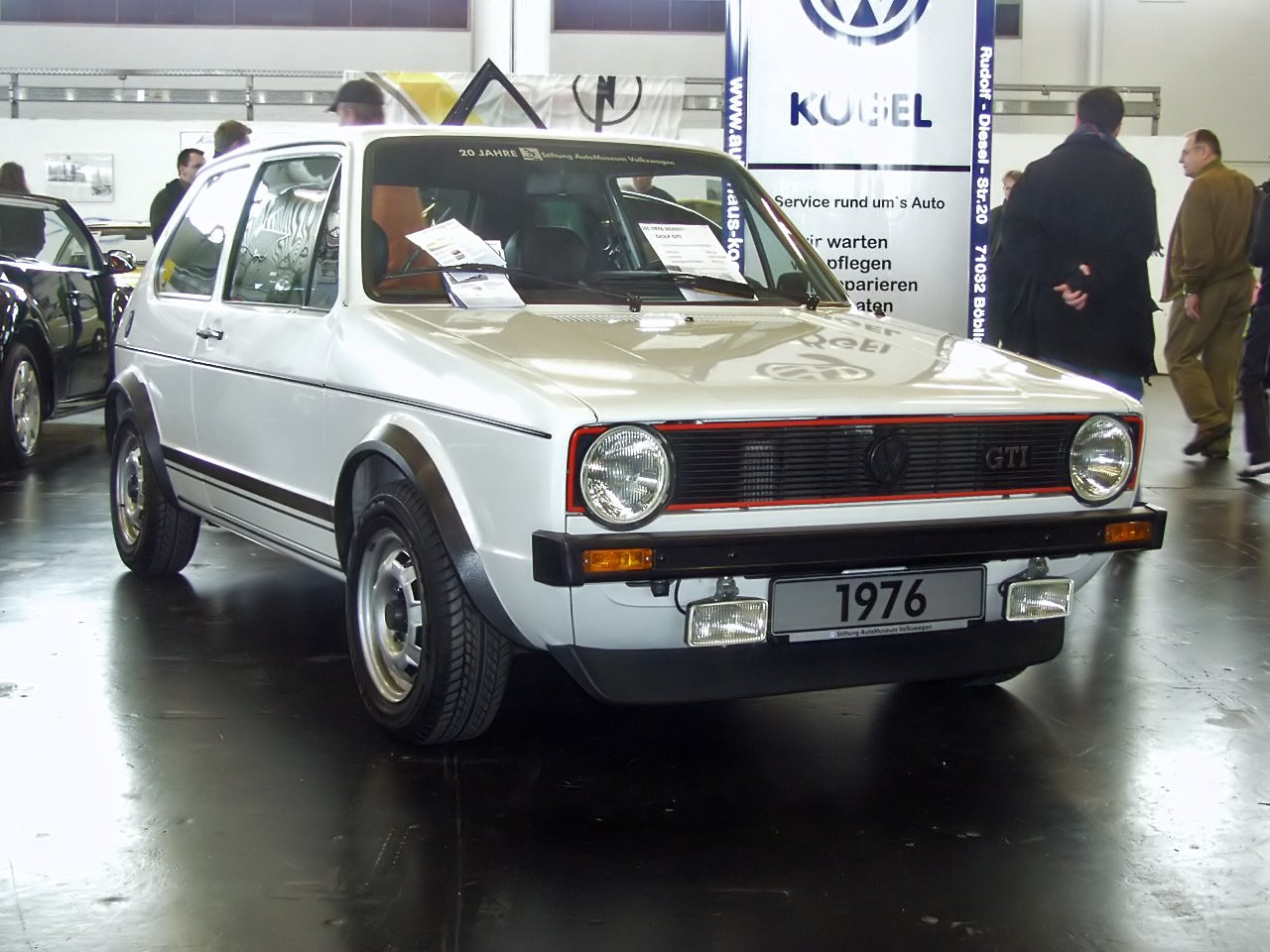 Volkswagen Golf 1.6 GTI