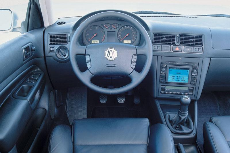 Volkswagen Golf 1.8 4motion