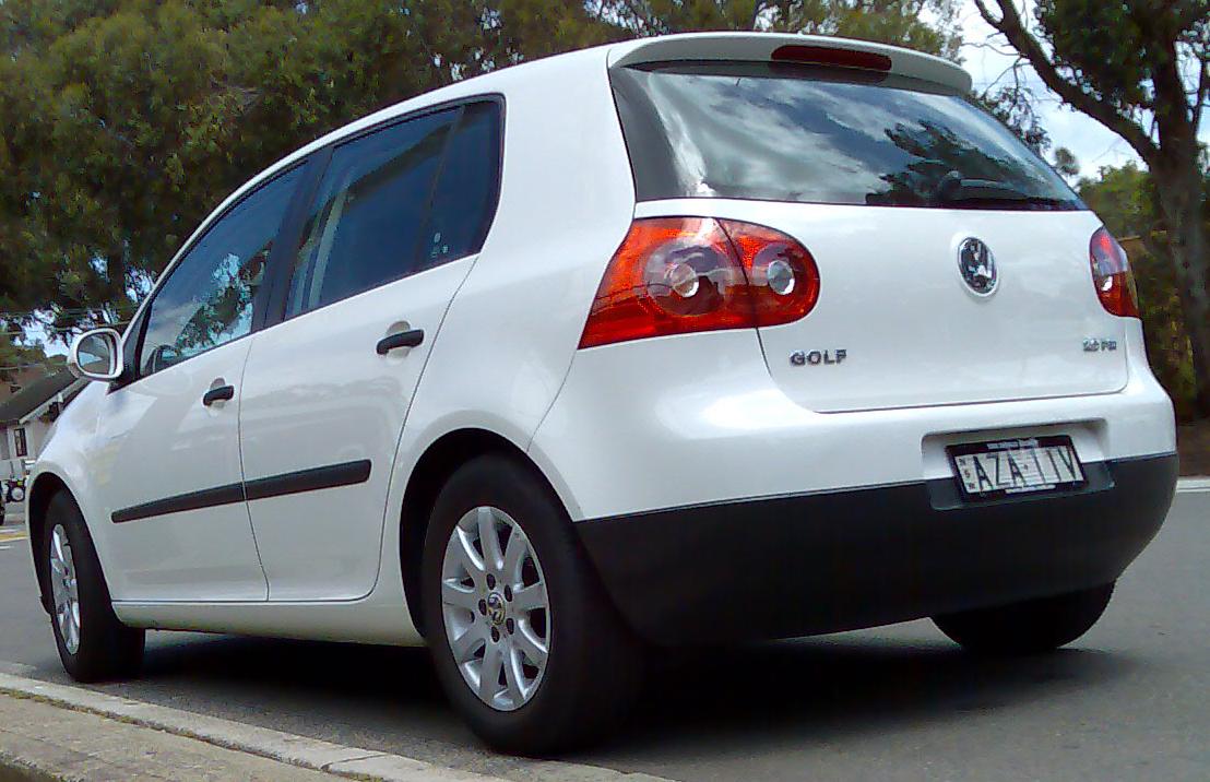Volkswagen Golf 2.0 FSi Comfortline