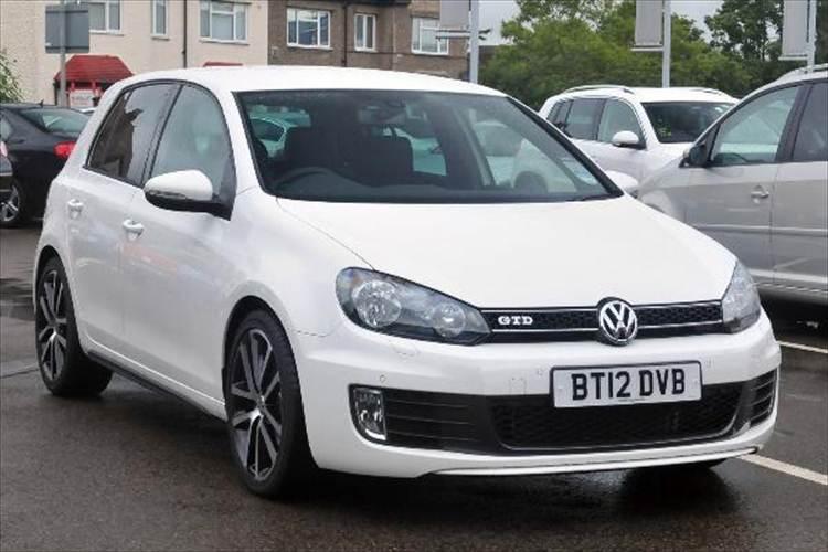 Volkswagen Golf 2.0 GTD