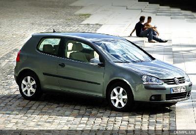 Volkswagen Golf 2.0 TDI 4Motion Sportline