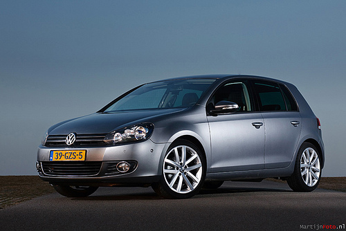 Volkswagen Golf 2.0 TDI DSG