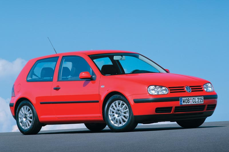 Volkswagen Golf 2.3 V5 4motion