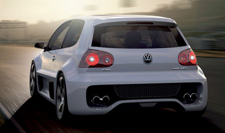Volkswagen Golf 3.2
