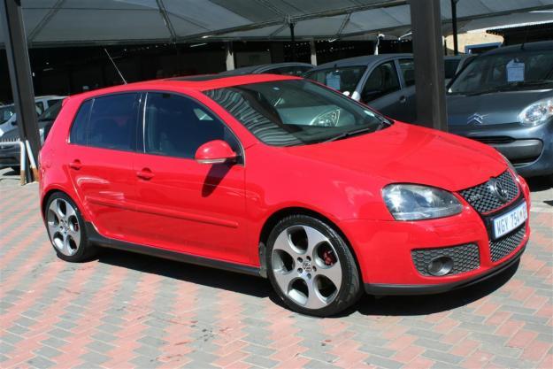 Volkswagen Golf 5 GTi 2.0T FSi