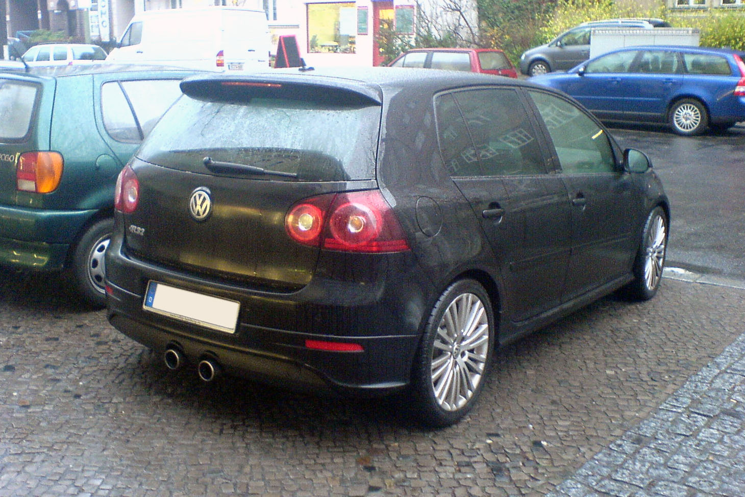 Volkswagen Golf 5 R32